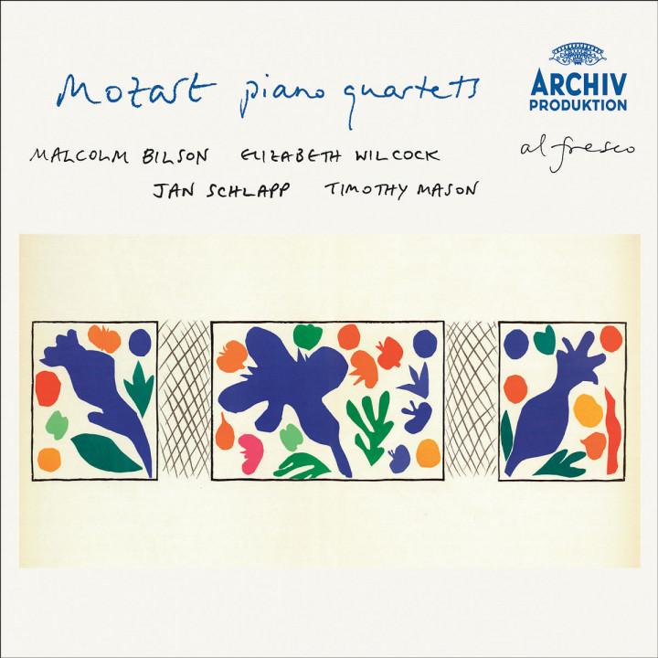 Mozart: Piano Quartets K.478 & K.493 0028947767329