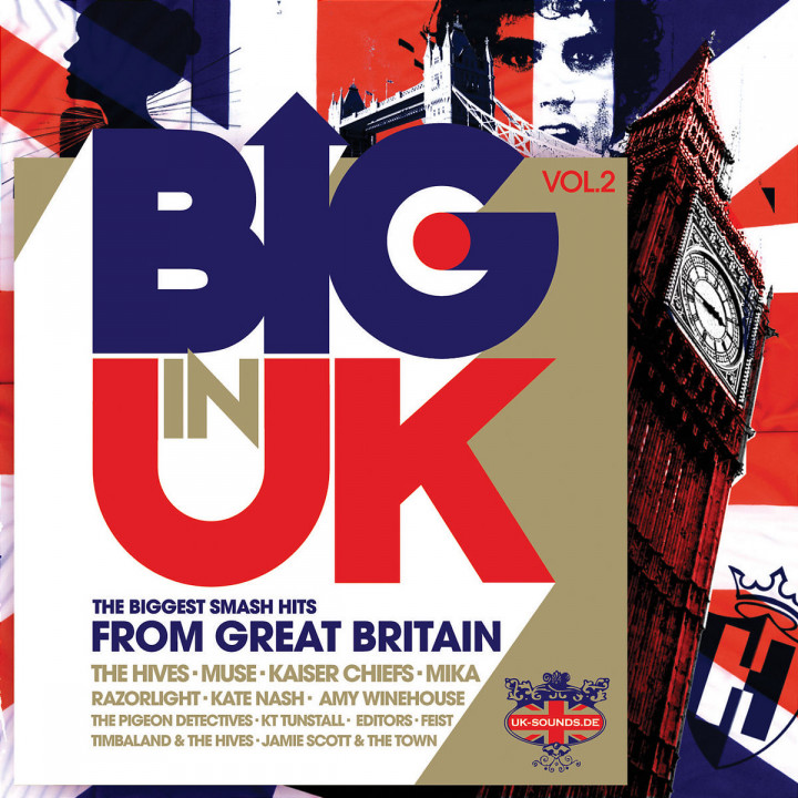 Big In UK Vol. 2 0600753032091