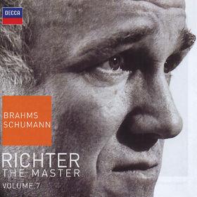 Sviatoslav Richter, Richter the Master - Brahms&Schumann, 00028947586289