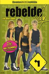 Rebelde Way, Die 1. Staffel (Folge 1-25), 04032989601363
