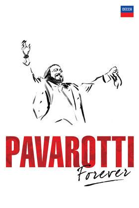 Luciano Pavarotti, Pavarotti Forever, 00044007432419