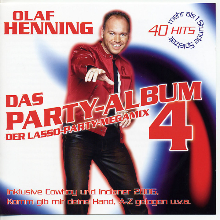 Das Party-Album 4 - Der Lasso-Party-Megamix 4260010755239