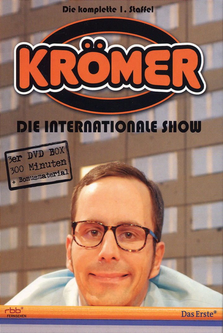 Krömer - Die Internationale Show 4019658610664