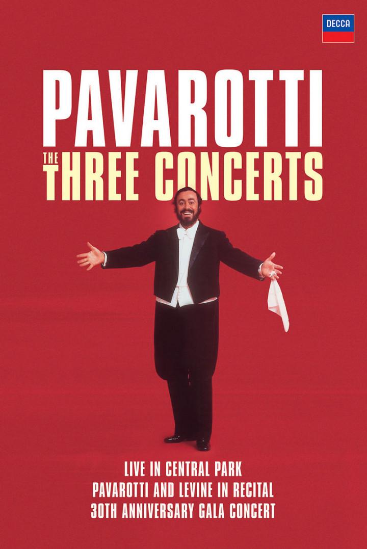 Pavarotti: The Three Concerts