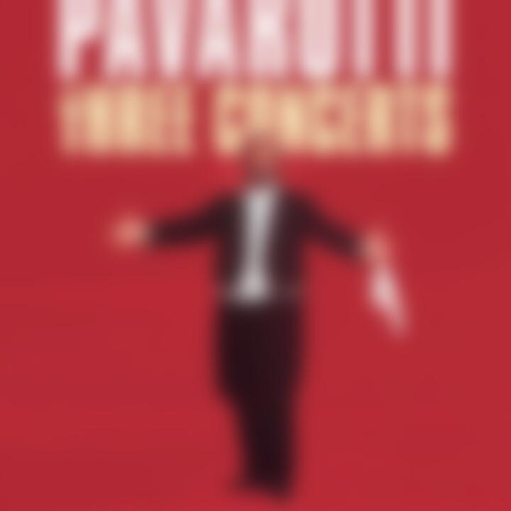 Pavarotti: The Three Concerts 0044007432219