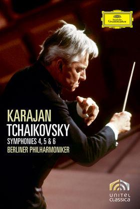 Die Berliner Philharmoniker, Tchaikovsky: Symphonies Nos. 4, 5&6, 00044007343845