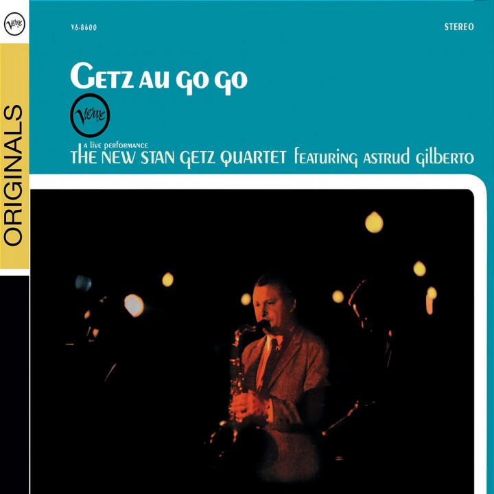Getz Au Go-Go 0602517396872