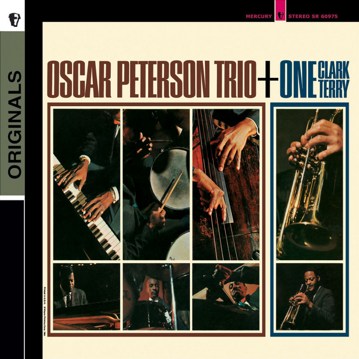 Oscar Peterson Trio Plus One 0602517425343