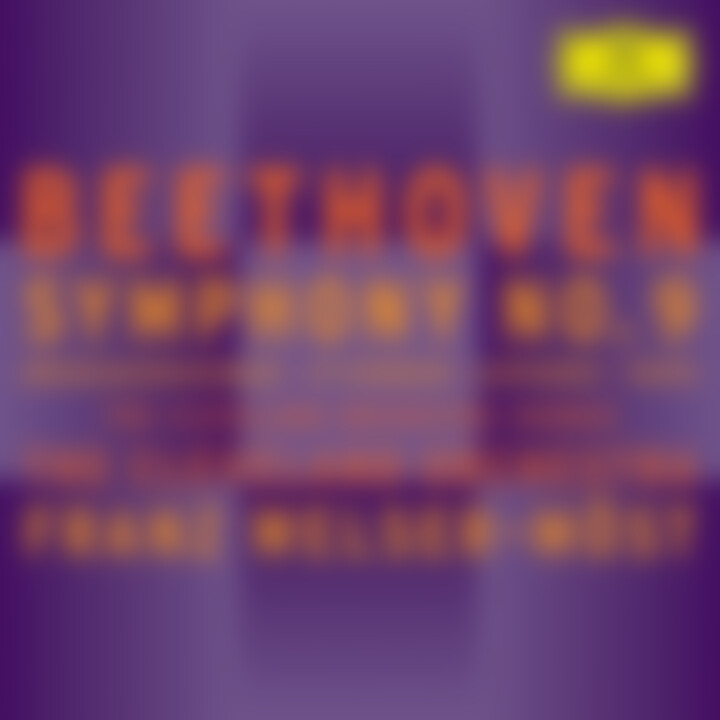 Beethoven: Symphony No.9 0028947771326