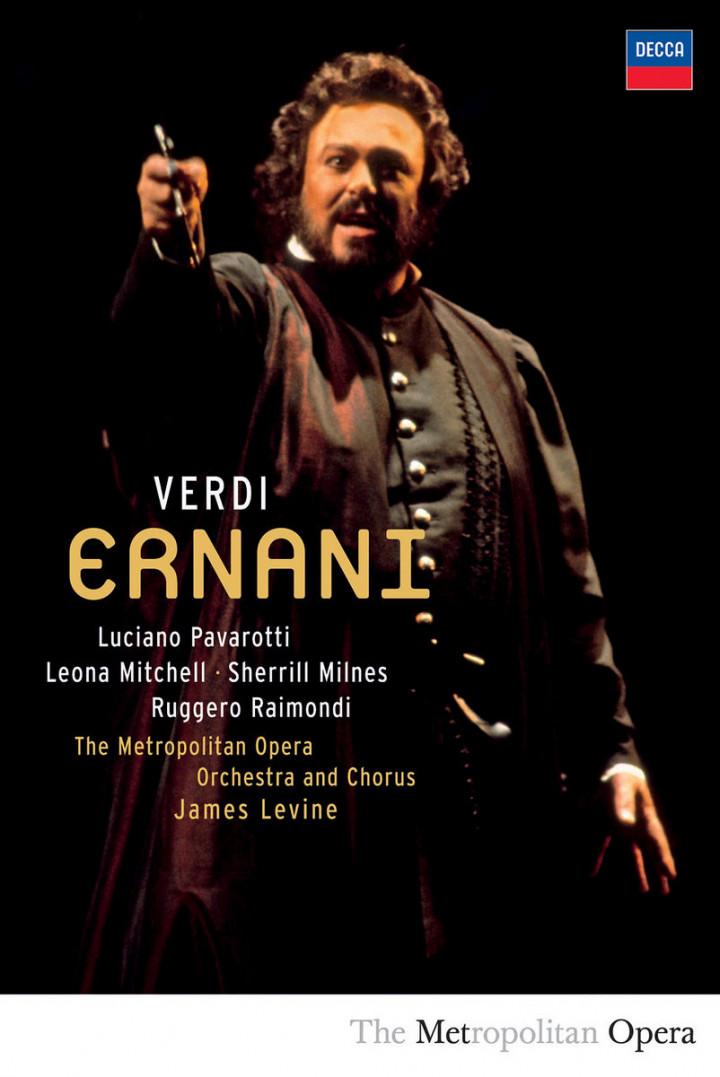 Verdi: Ernani 0044007432286