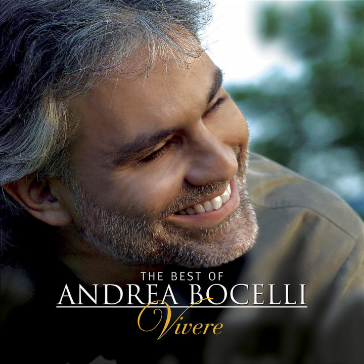 The Best of Andrea Bocelli - 'Vivere' 0602517468979