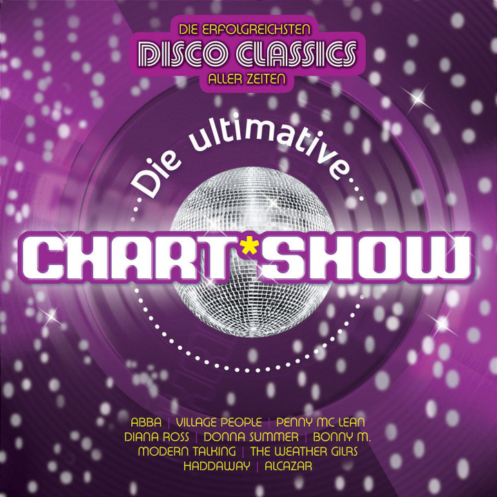Die Ultimative Chartshow - Disco Classics 0600753030712