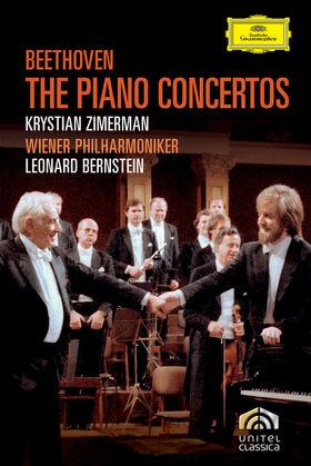 Krystian Zimerman, Beethoven: Piano Concertos, 00044007342695