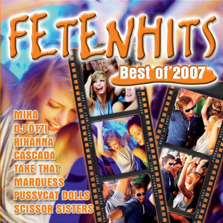 Fetenhits Best of 2007 0600753037731