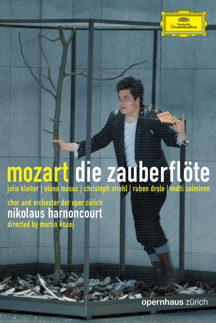 Mozart: Die Zauberflöte 0044007343670