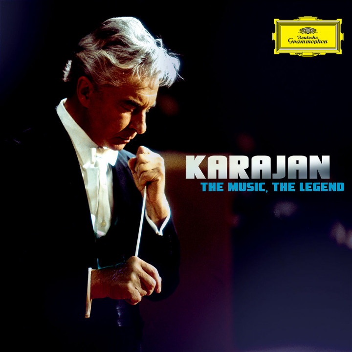 Herbert von Karajan - The Music, The Legend (CD + DVD) 0028947770978