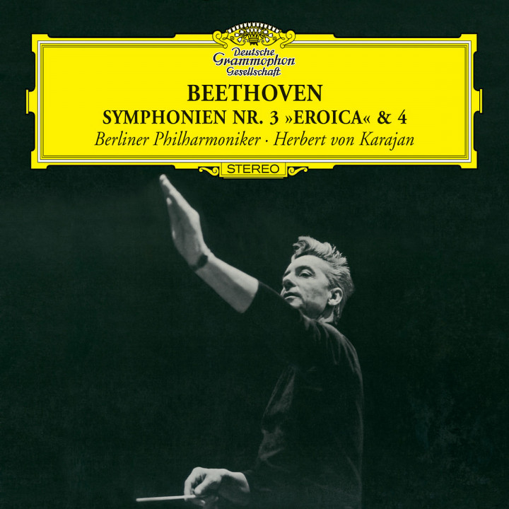 "Beethoven: Symphonies Nos.3 ""Eroica"" & 4 0028947771577"