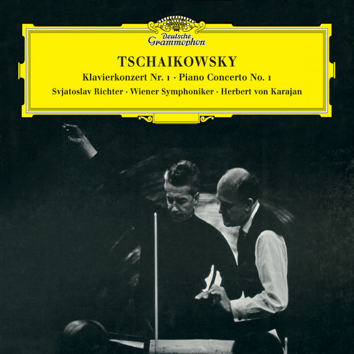 Tchaikovsky: Piano Concerto No.1; Variations on a Rococo Theme 0028947771588