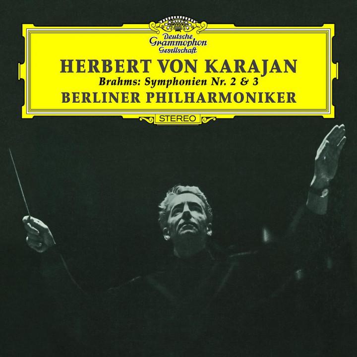 Brahms: Symphonies Nos.2 & 3 0028947771599