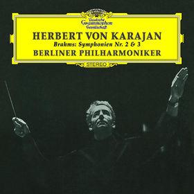 Die Berliner Philharmoniker, Brahms: Symphonies Nos.2&3, 00028947771593