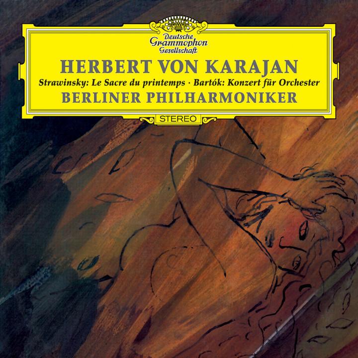 Stravinsky: The Rite of Spring / Bartók: Concerto for Orchestra 0028947771603