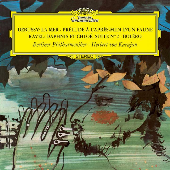Debussy: La Mer; Prélude à L'après-midi d'un faune / Ravel: Daphnis & Chloé Suite No.2; Boléro 0028947771614