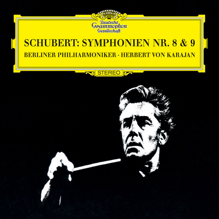 "Schubert: Symphonies Nos.8 ""Unfinished"" & 9 ""The Great"" 0028947771625"