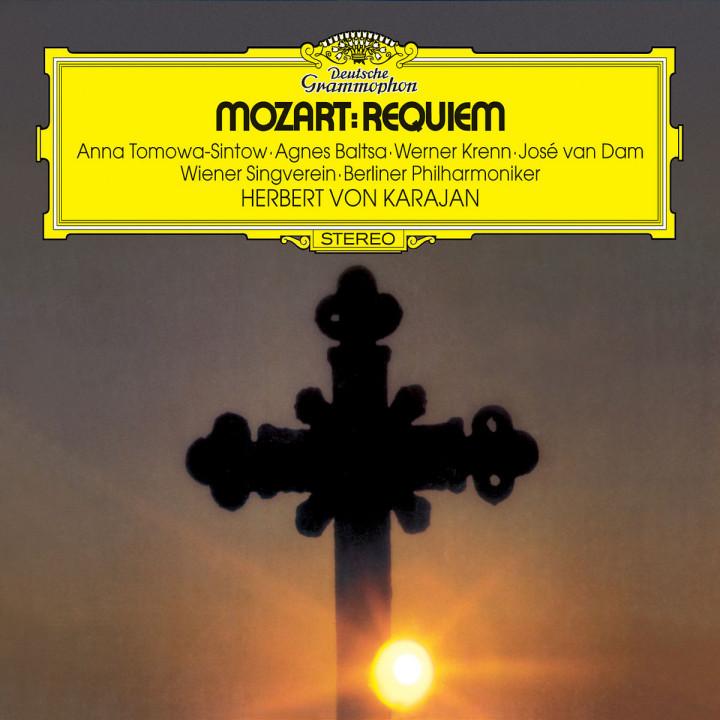 """Mozart: Requiem; """"Coronation Mass"""" 0028947771647"""