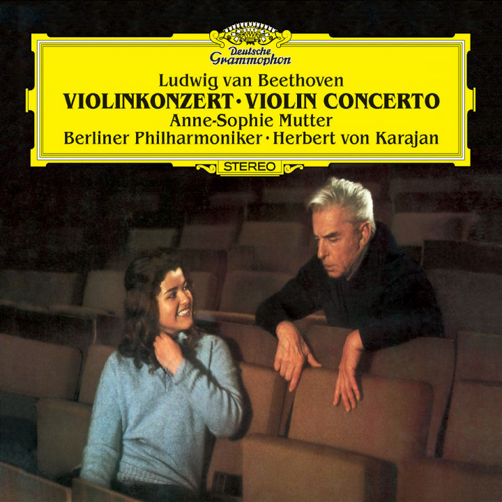 Beethoven: Violin Concerto Op.61 0028947771658