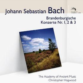 Audior, Bach: Brandenburgische Konzerte Nr.1-3, 00028948000210