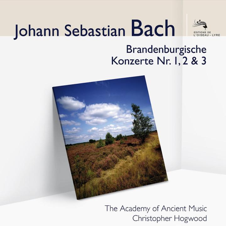 Bach: Brandenburgische Konzerte Nr.1-3 0028948000216