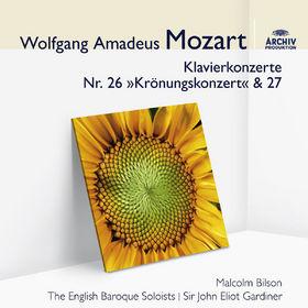 John Eliot Gardiner, Mozart: Klavierkonzerte Nr.26&Nr.27, 00028948000739