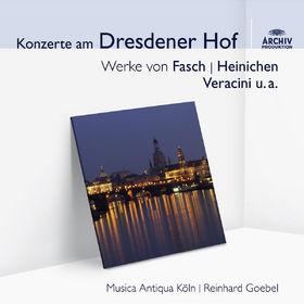 Musica Antiqua Köln, Dresden Concerti, 00028948001118