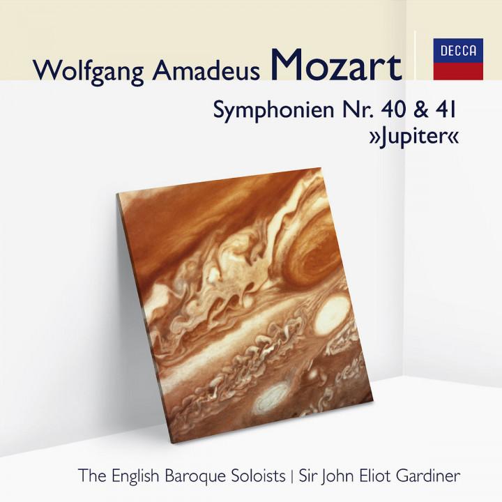 "Mozart: Symphonien Nr.40 & 41 ""Jupiter"" 0028948001479"