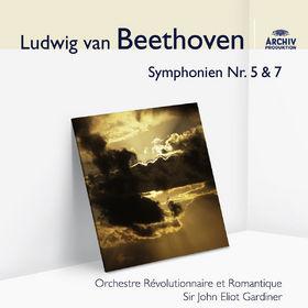 John Eliot Gardiner, Beethoven: Symphonien Nr.5&7, 00028948001484
