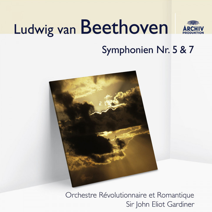 Beethoven: Symphonien Nr.5 & 7 0028948001480