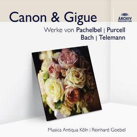 Musica Antiqua Köln, Canon&Gigue, 00028948001828