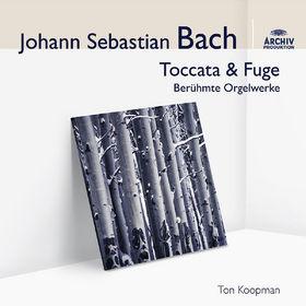 Audior, Bach: Berühmte Orgelwerke, 00028948001859