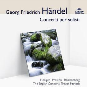 Audior, Händel: Concerti, 00028948001873