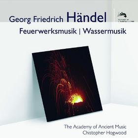Audior, Händel: Feuerwerksmusik - Wassermusik, 00028948002184