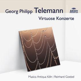 Musica Antiqua Köln, Telemann: Concerti, 00028948002818