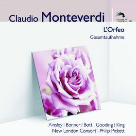 Audior, Monteverdi: L'Orfeo - GA, 00028948002825