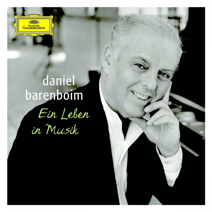 Portrait of the Artist - Daniel Barenboim