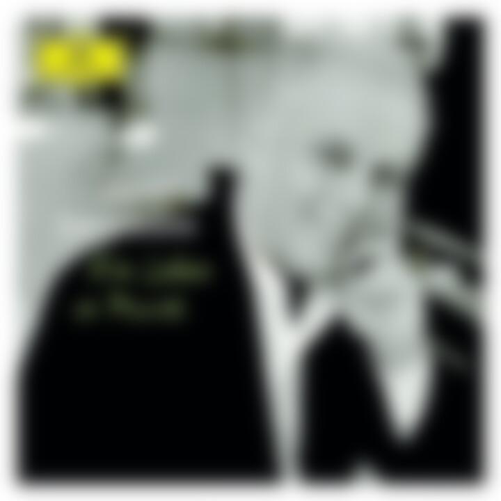Portrait of the Artist - Daniel Barenboim 0028944297782