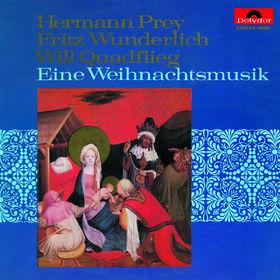 Fritz Wunderlich, Eine Weihnachtsmusik, 00028947661641