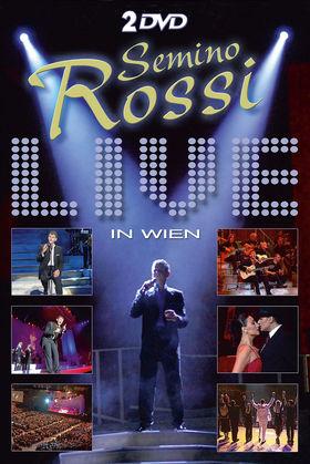 Semino Rossi, Live in Wien, 00602517493940