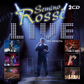 Semino Rossi, Live in Wien, 00602517493964