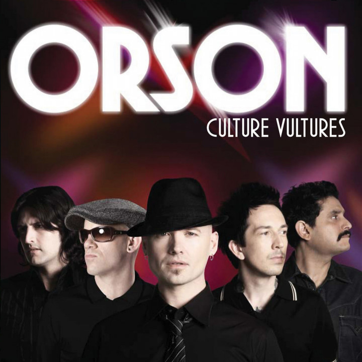 Culture Vultures 0602517499795
