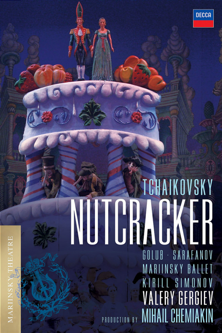 Tchaikovsky: The Nutcracker 0044007432172