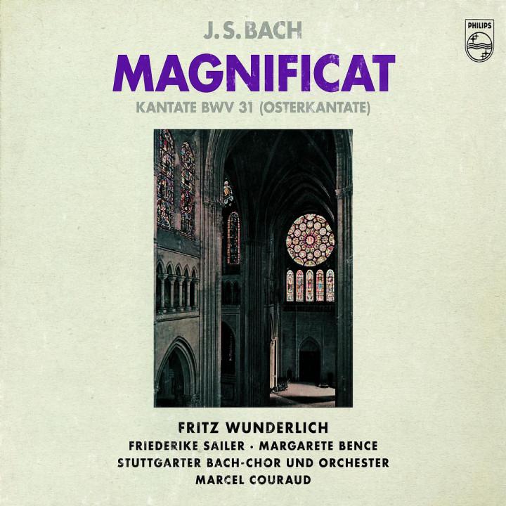 Magnificat BWV 243 & Kantate BWV 31 0028948002171
